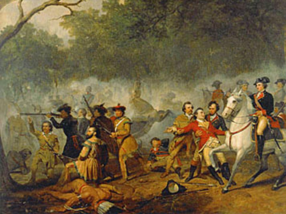 Pontiac's Rebellion 1763