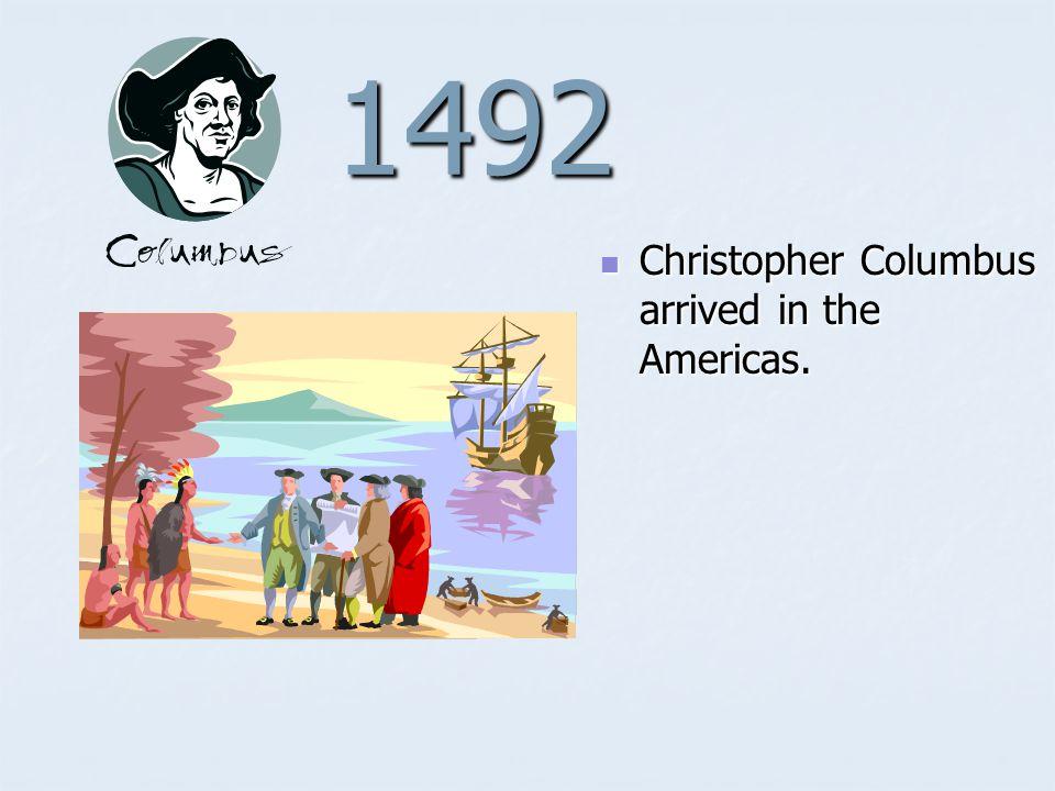 Treaty of Paris (1783) Ended the Revolutionary War.