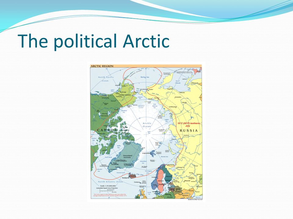 The political Arctic