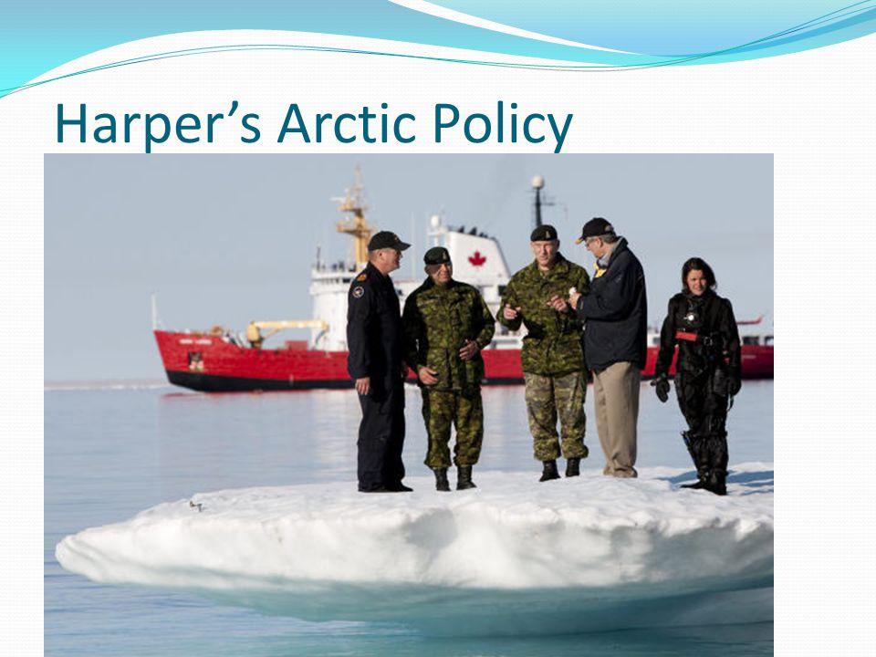 Harper's Arctic Policy