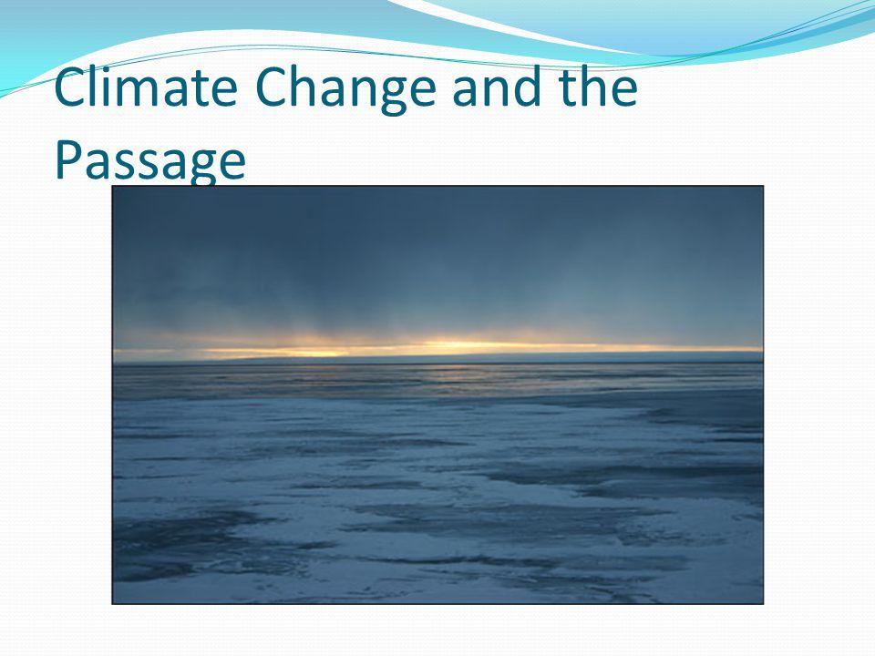 Climate Change in the Arctic http://www.youtube.com/watch?v=Jak1pExql0U