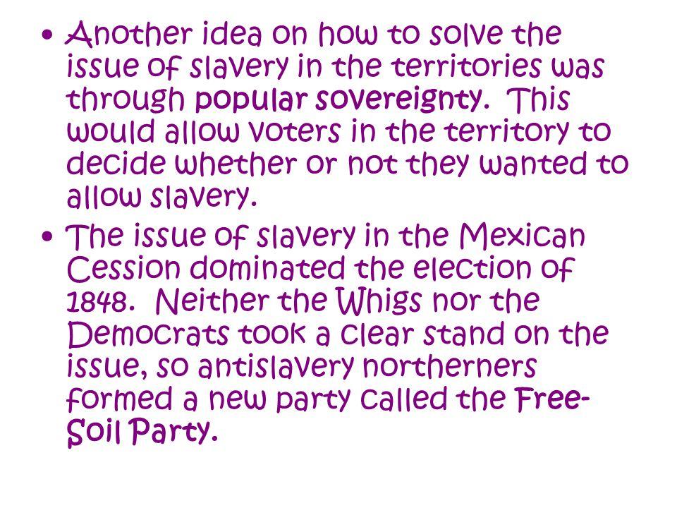 Anti-Slavery Literature No anti-slavery literature had the impact that Uncle Tom's Cabin had.