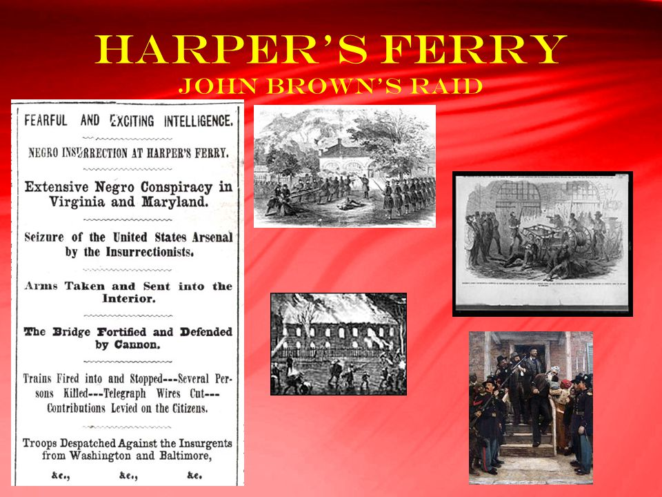 Harper's Ferry John Brown's Raid