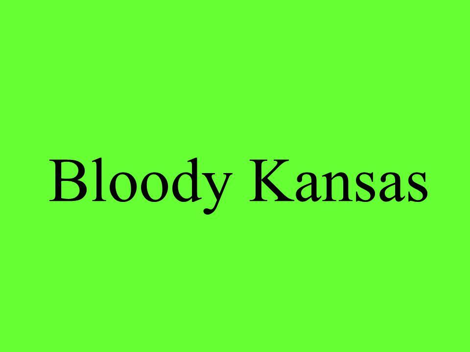 Bloody Kansas
