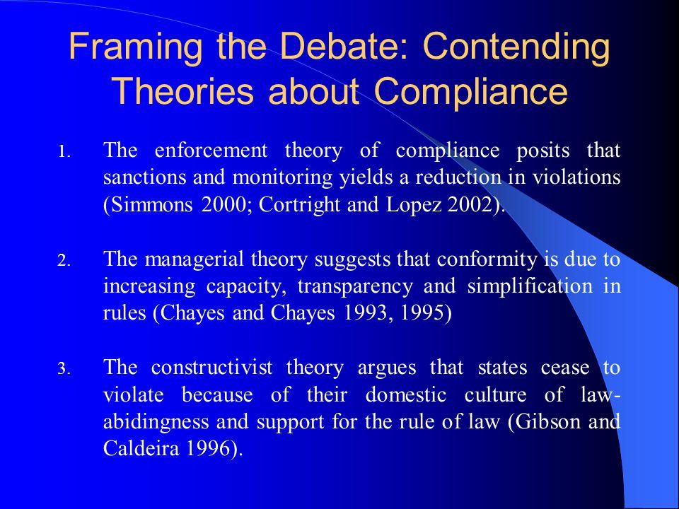 Framing the Debate: Contending Views of Post-Communism 1.