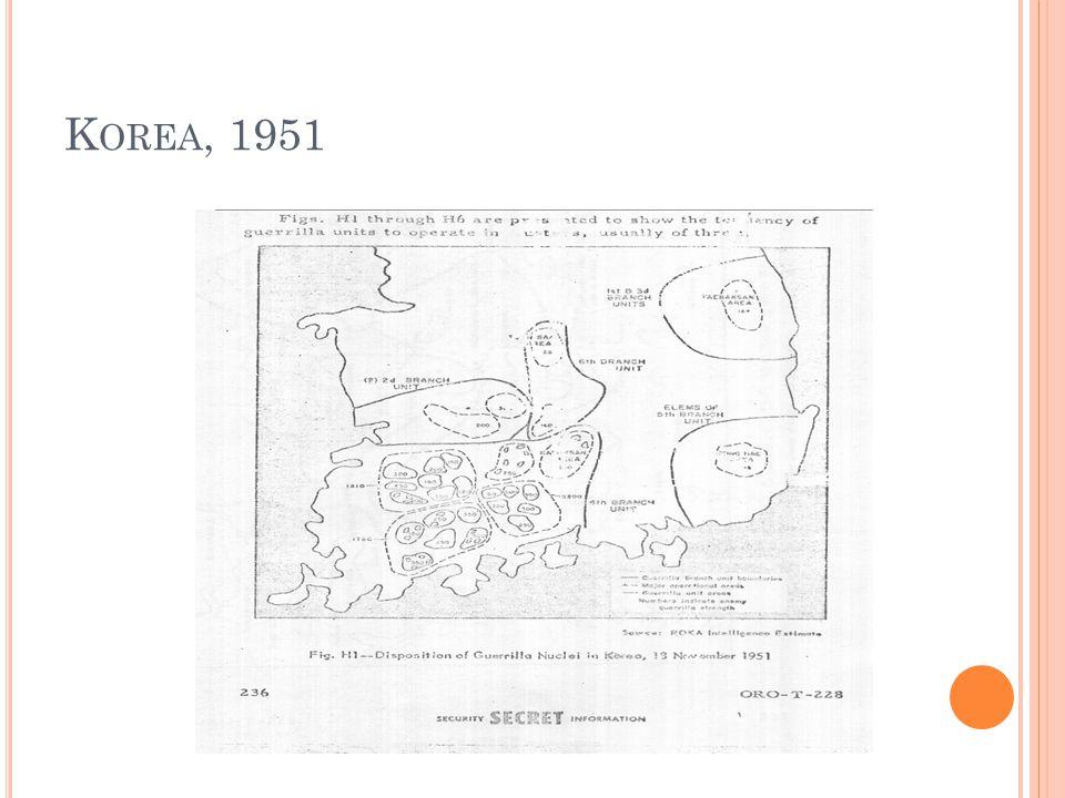 K OREA, 1951