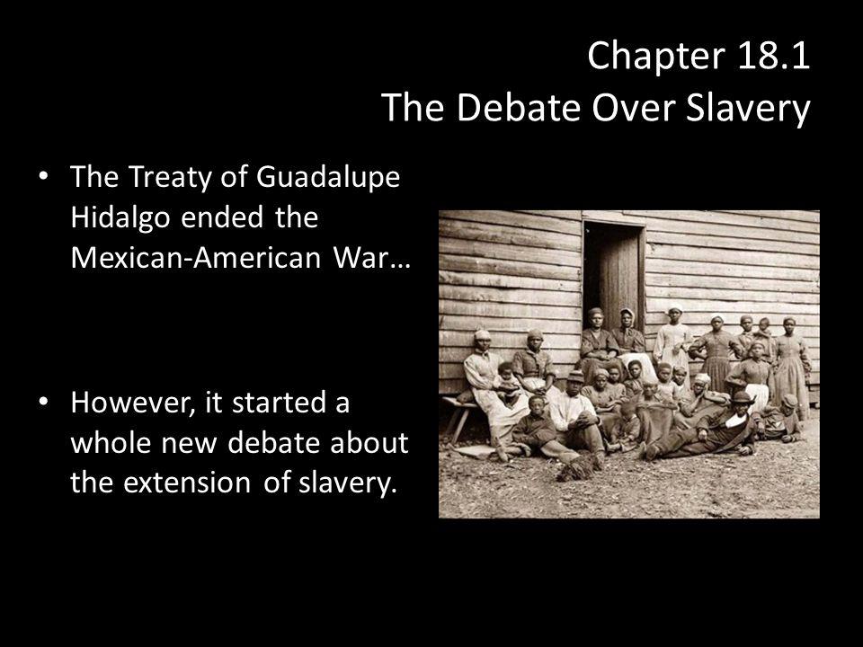 Slavery in 1850