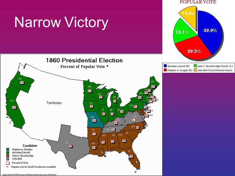 Narrow Victory