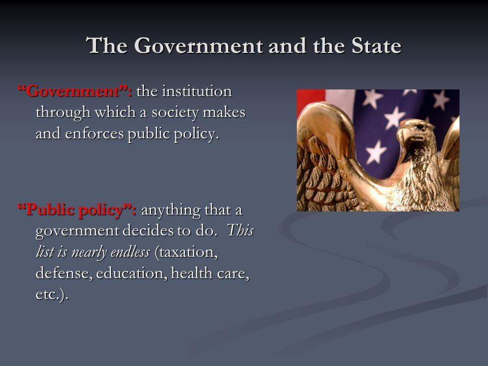 Every government exercises 3 types of power: 1. Legislative 2. Executive 3. Judicial