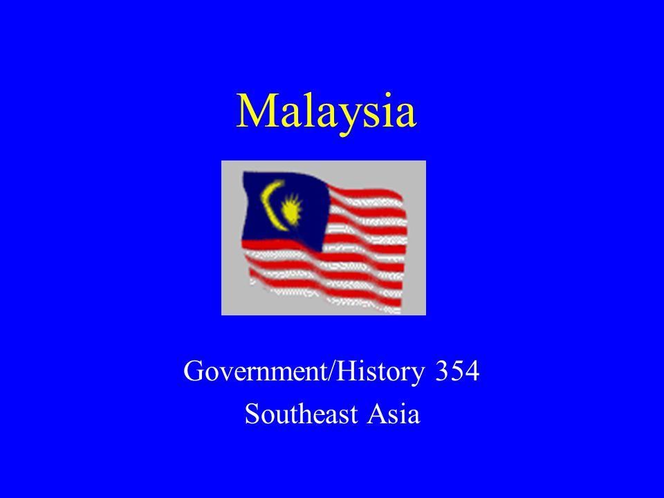 United Malayas National Organization.