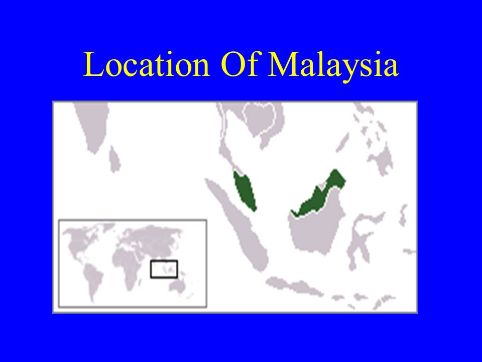 State Royalty Nine Malay states have ruling sultans.
