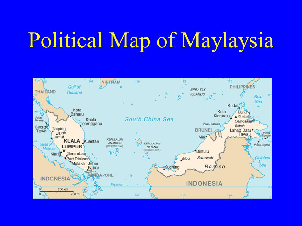 Malaya became independent in 1957.