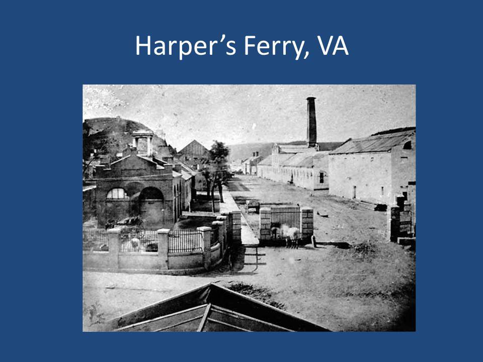 Harper's Ferry, VA