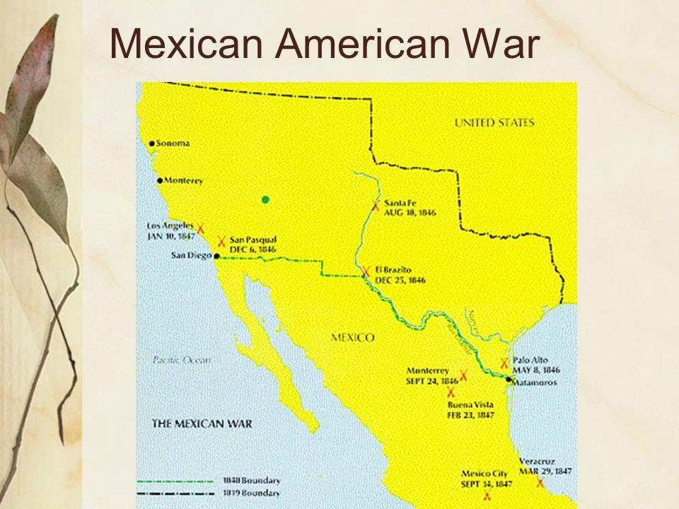 Mexican American War