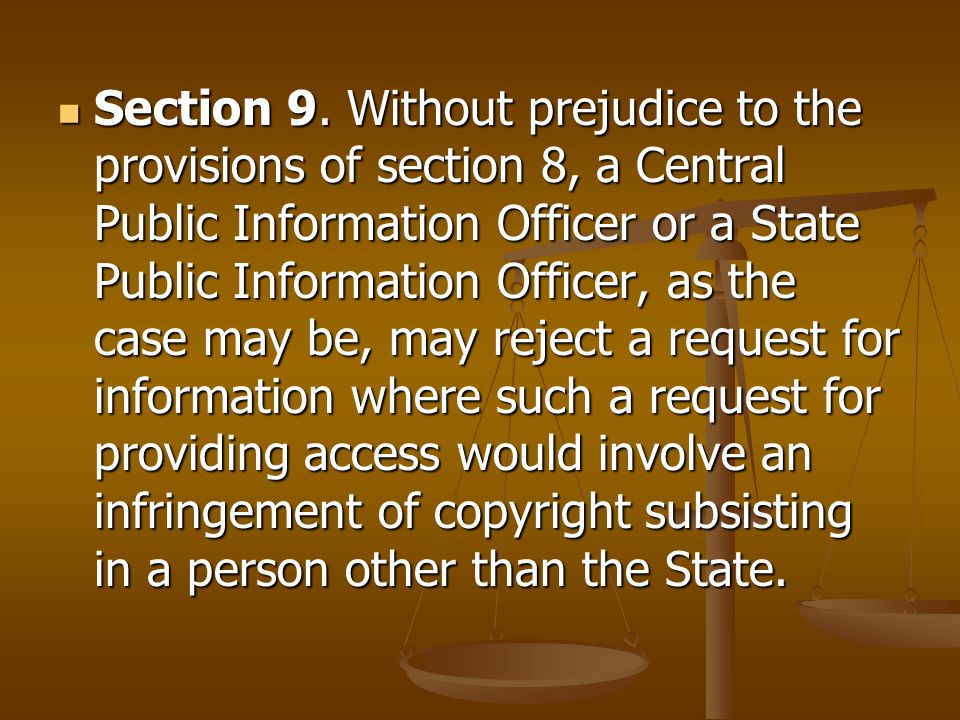 Section 9.