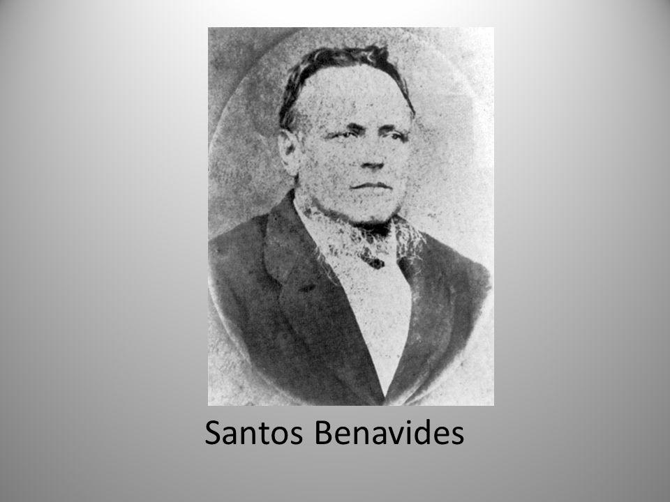 Santos Benavides