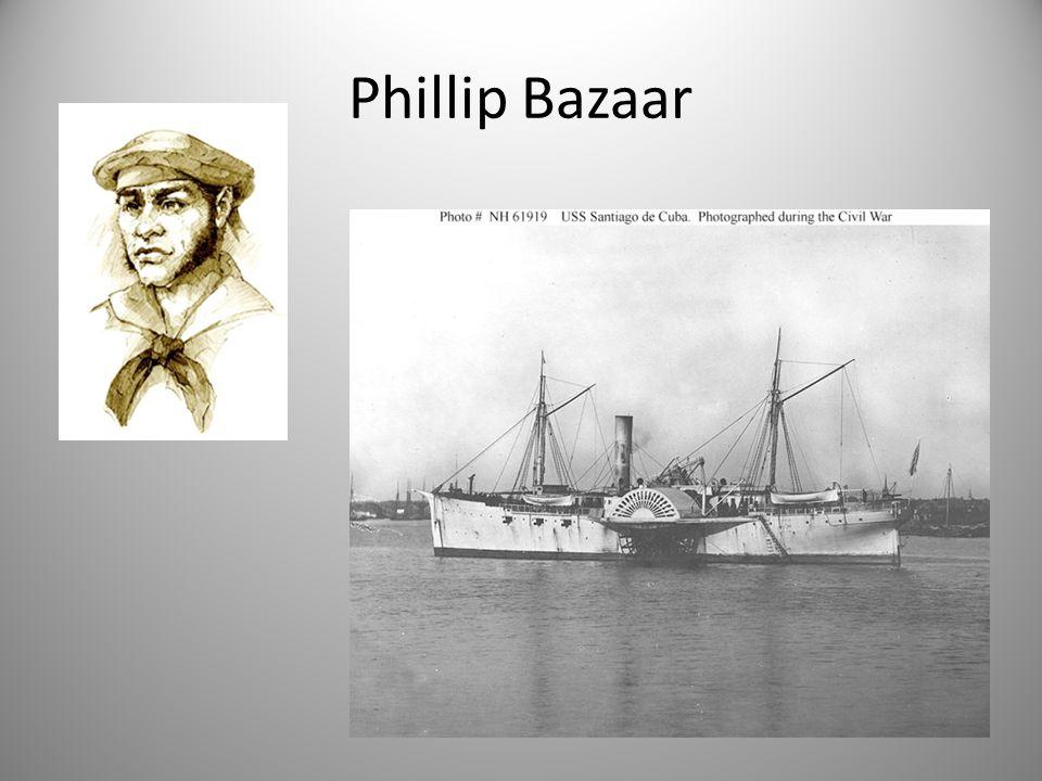 Phillip Bazaar