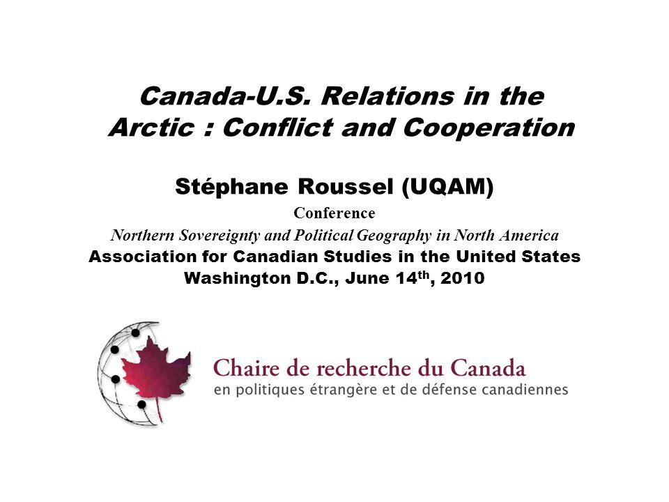 Canada-U.S.