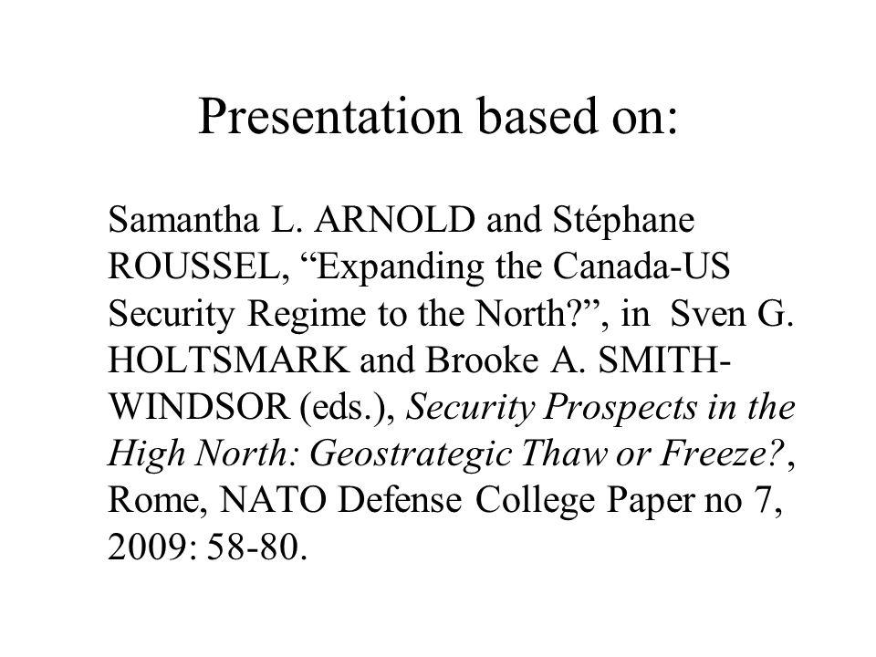 Presentation based on: Samantha L.
