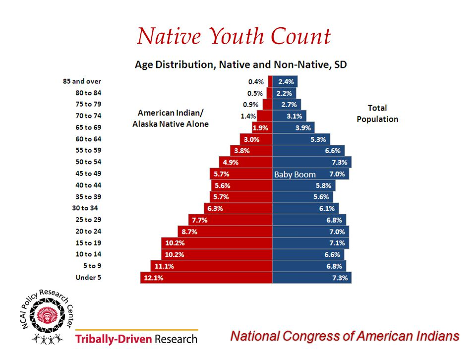National Congress of American Indians Native Youth Count