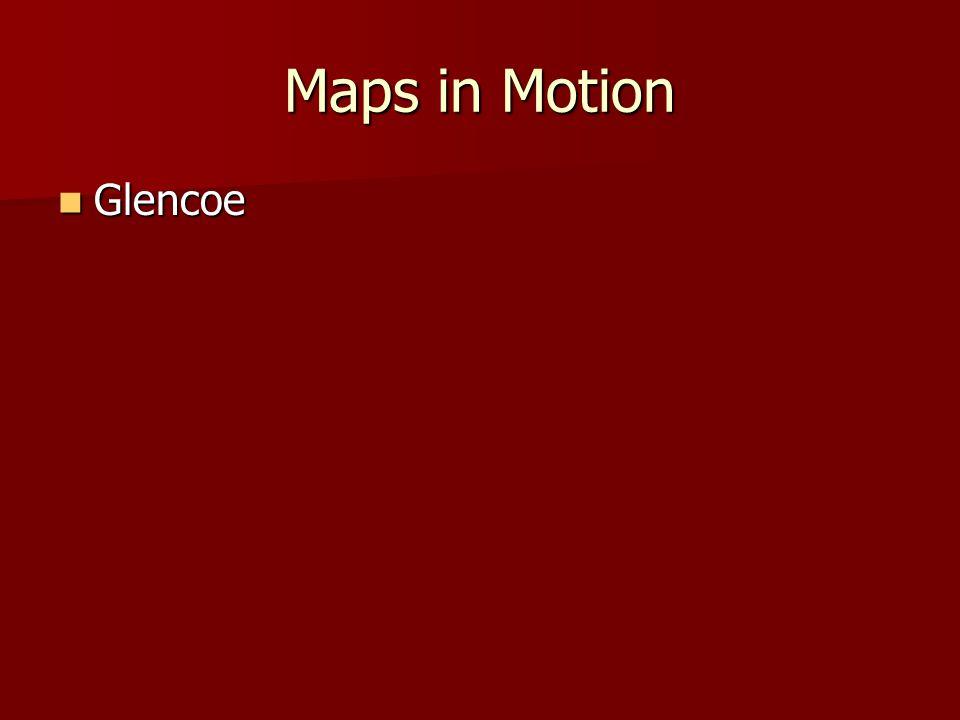 Maps in Motion Glencoe Glencoe