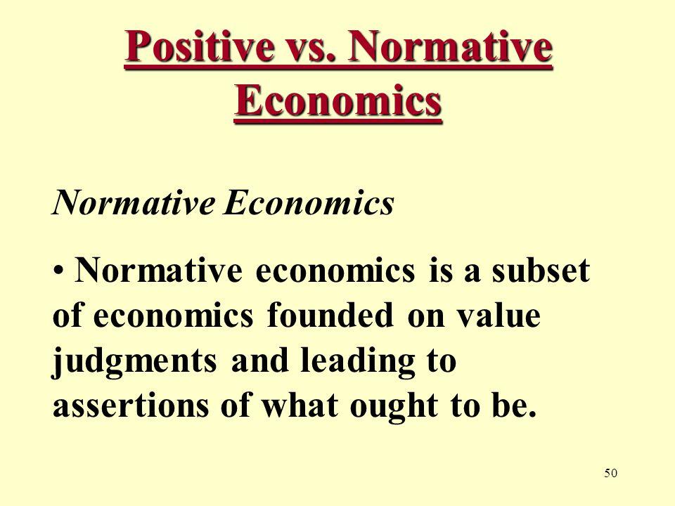 50 Positive vs.