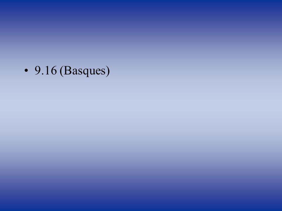 9.16 (Basques)
