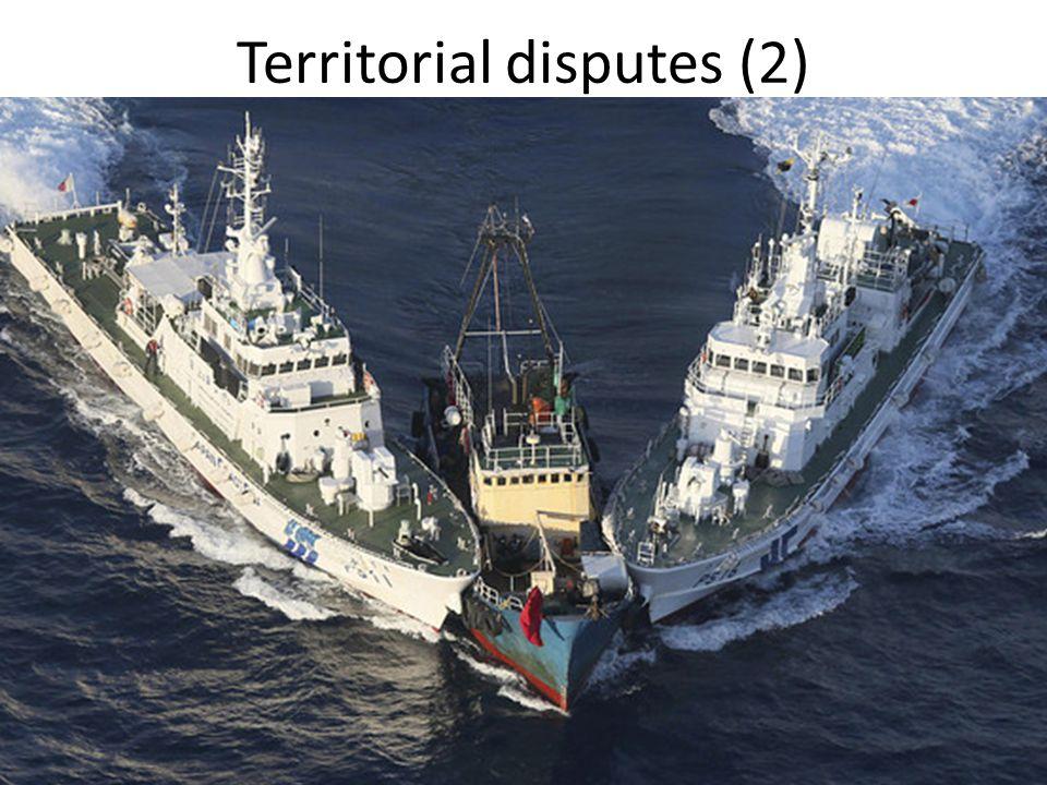 Territorial disputes (2)