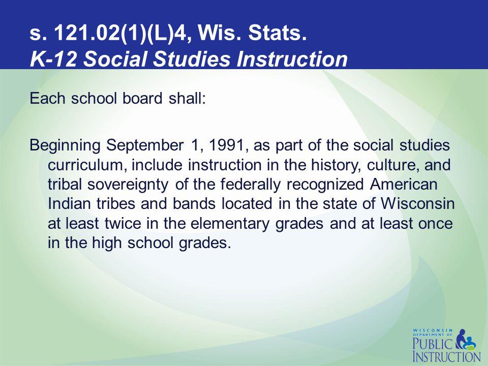 s. 121.02(1)(L)4, Wis. Stats.