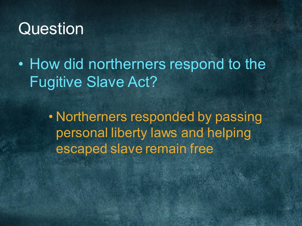 Stowe and Delaney Condemn Slavery Harriet Beecher Stowe, 1852, published Uncle Tom's Cabin  condemned slavery –spread compassion for enslaved people