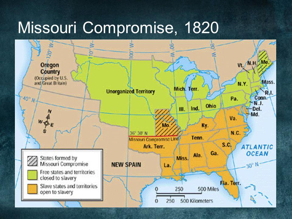Kansas-Nebraska Act, 1854 Created potential for slavery in Kansas and Nebraska by allowing popular sovereignty It was sponsored by Stephen Douglas: it