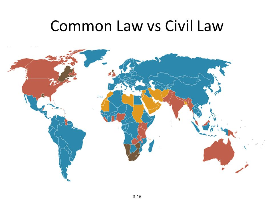 Common Law vs Civil Law 3-16 Pros and Cons The benefit of a common law system is that you can be confident of what will happen in your case if a simil