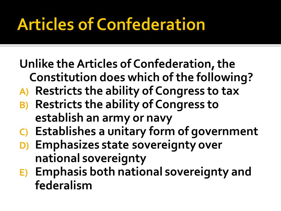  Two Types of Federal Control over States  Conditions of Aid ▪ What states must do to get grant money  Mandates ▪ Regulations and Requirements State must meet (Environmental and Civil Rights mostly) ▪ Often vague, left up to Federal Gov to define ▪ Unfunded Mandates: Requirements given to states without providing funding to meet.