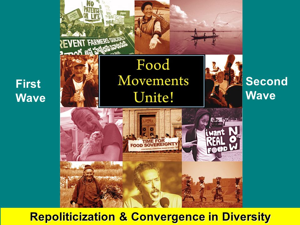 Repoliticization & Convergence in Diversity First Wave Second Wave