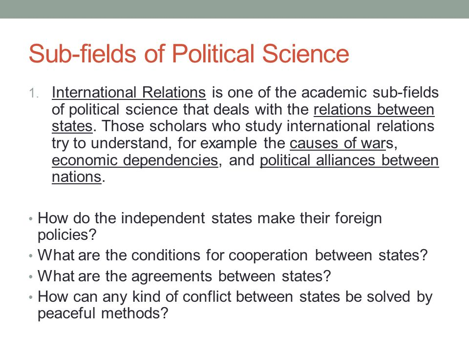 WHAT COULD BE SOME OF THE SOURCES OR BASES OF POWER THAT POLITICAL ACTORS SUCH AS STATES EXERCISE?
