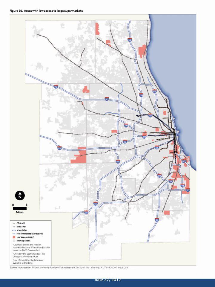 13 University of Chicago Teacher Institute June 27, 2012