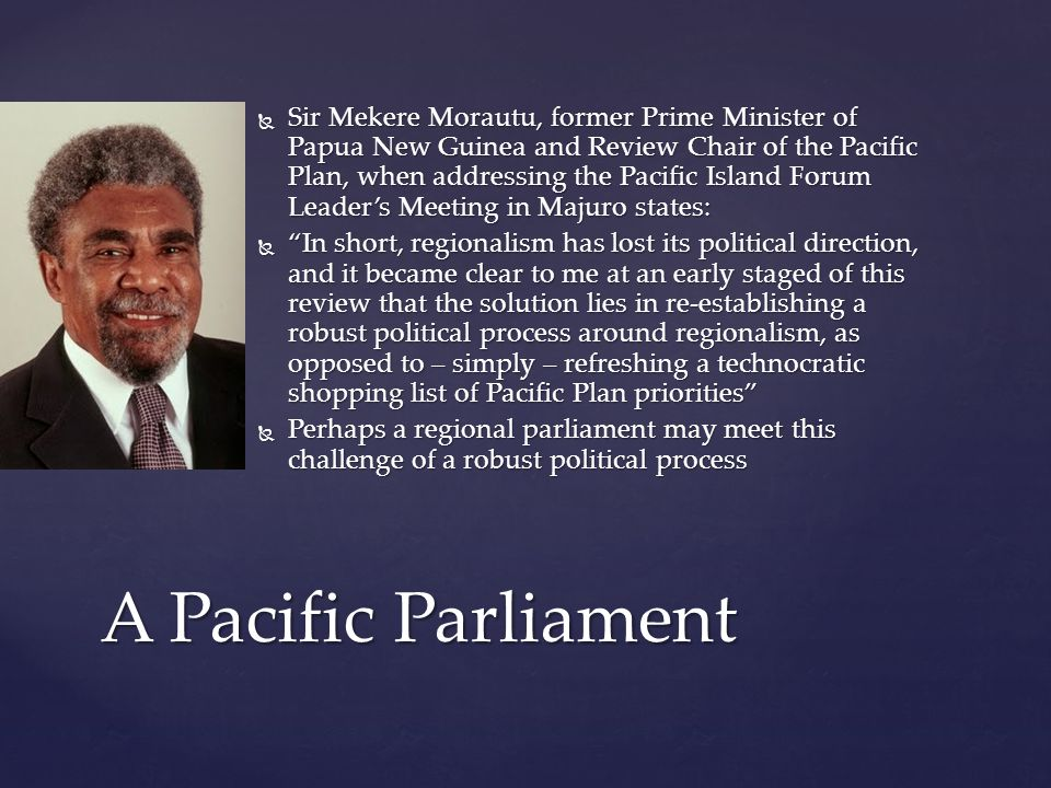   The first part of the treaty would be to agree to a set of core principles underlying the treaty.