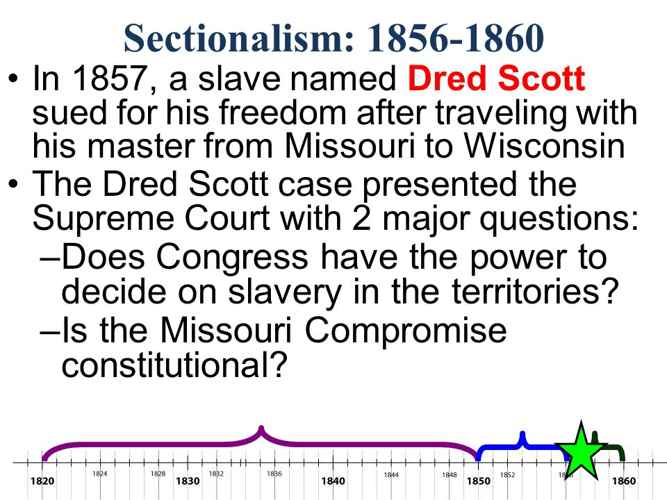 Sectionalism in the Antebellum Era These regional differences increased sectionalism -- placing the interests of a region above the interests of the n