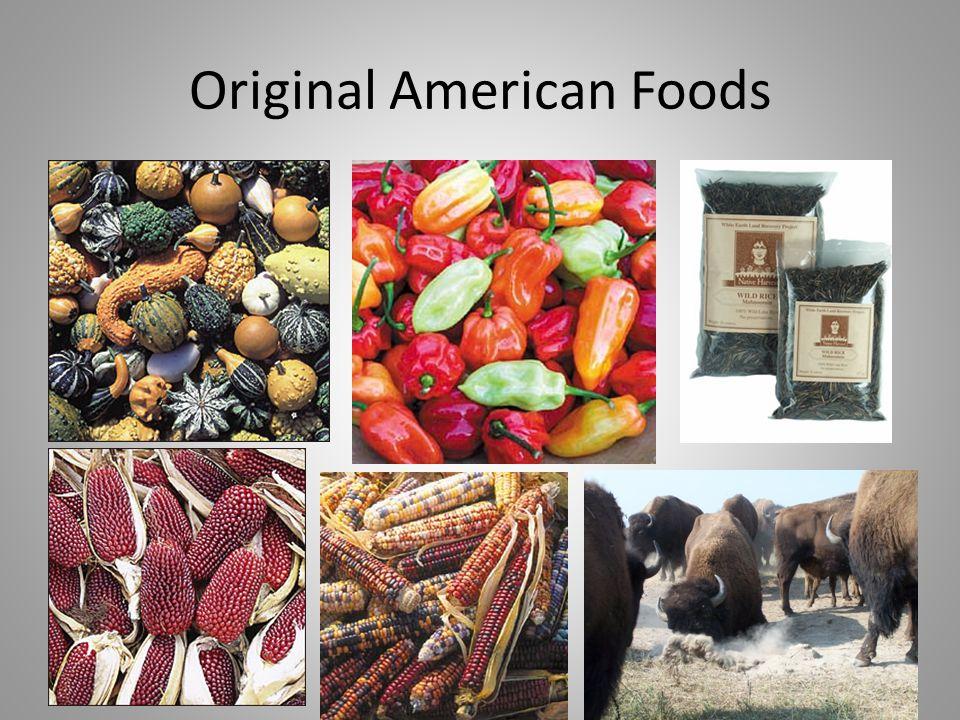 Original American Foods