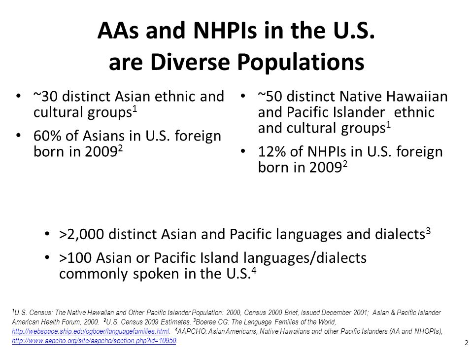 3 Who are Asian Americans and how do they differ?