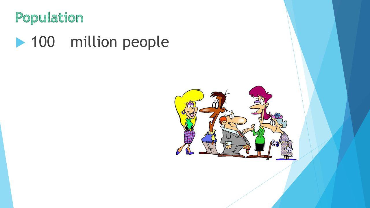  100 million people