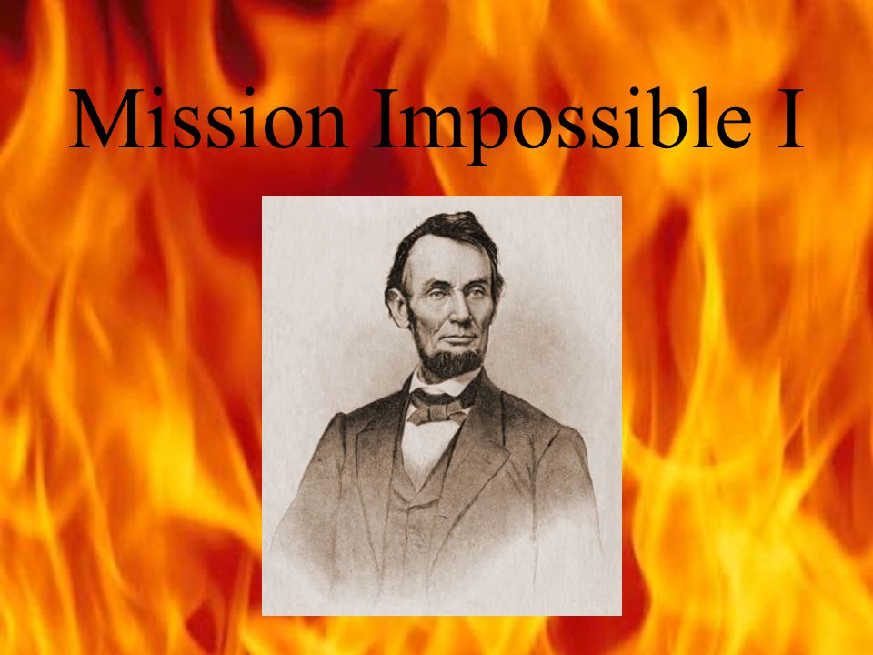 Mission Impossible I
