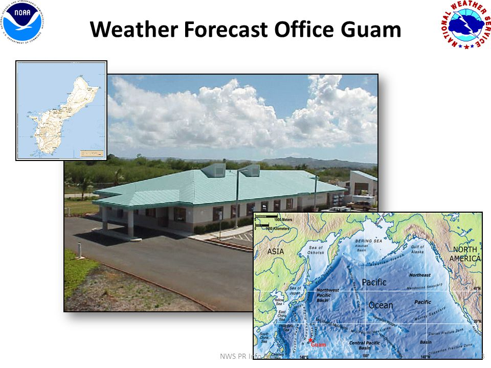 Weather Forecast Office Guam 3NWS PR Info Brief