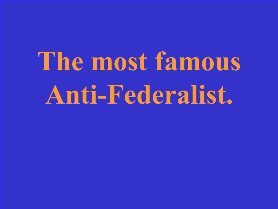 Who are Federalists who contributed essays in the Federalist Papers?