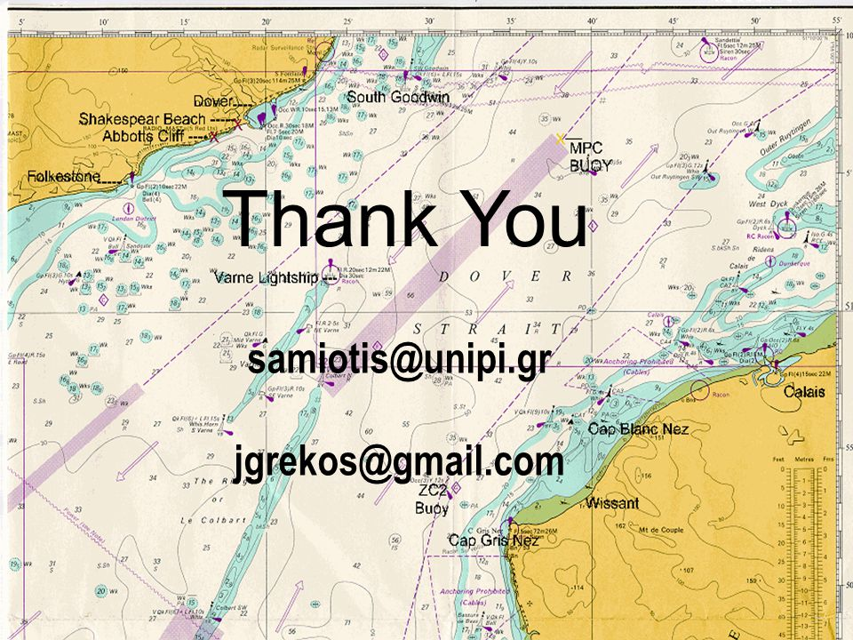 5/31/2013 12 Thank you for your Attention Thank You samiotis@unipi.gr jgrekos@gmail.com