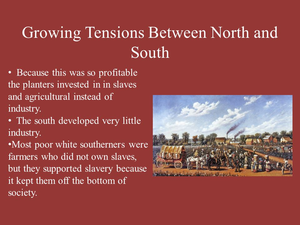 The Wilmot Proviso Tensions over slavery seemed to go away after the Missouri Compromise of 1820.