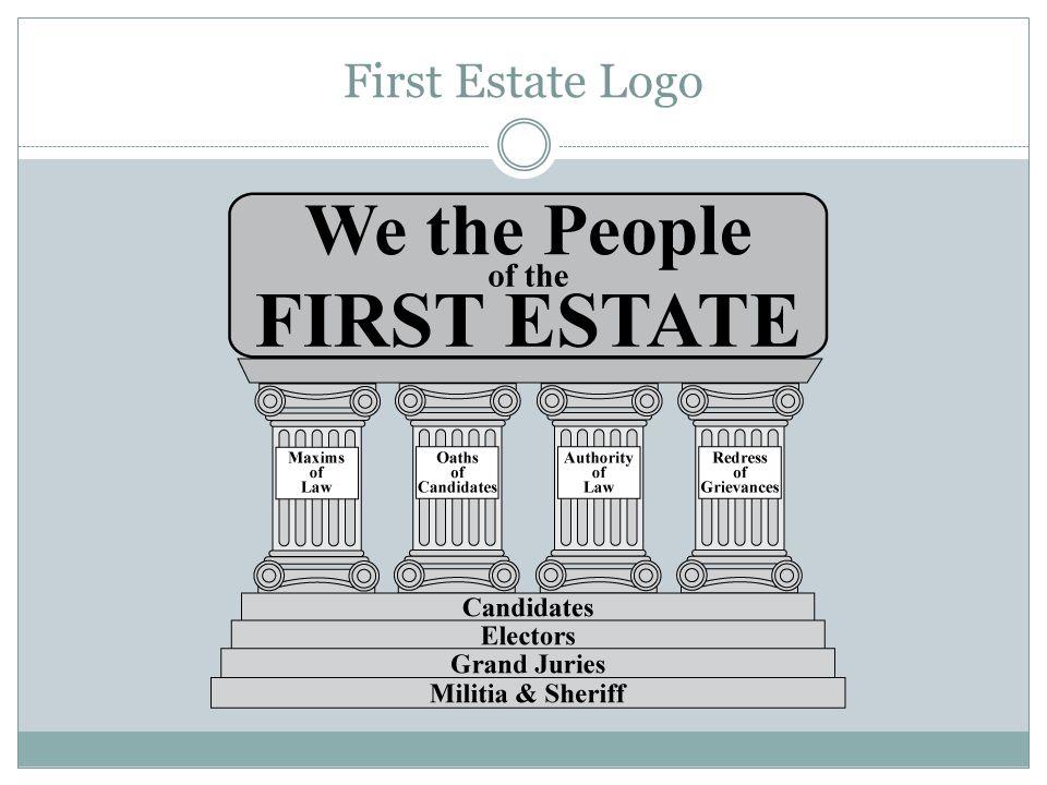 First Estate Logo