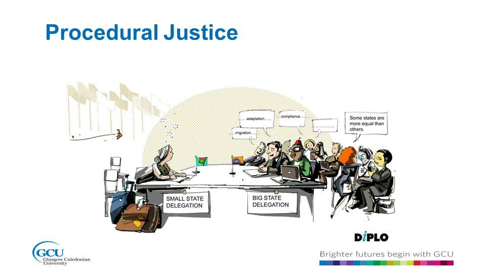 Procedural Justice