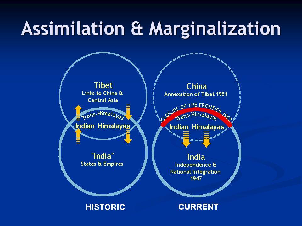 Assimilation & Marginalization
