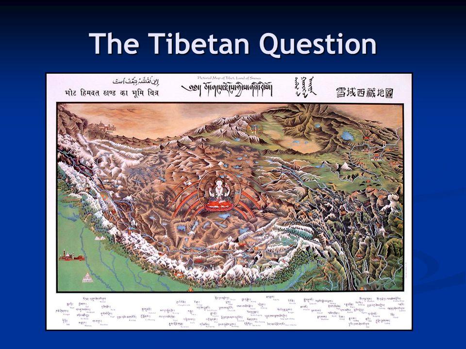The Tibetan Question